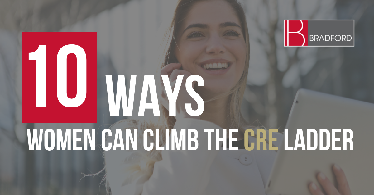10 ways women can climb the cre ladder2