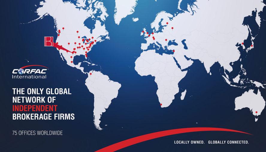 Corfac Map 2019