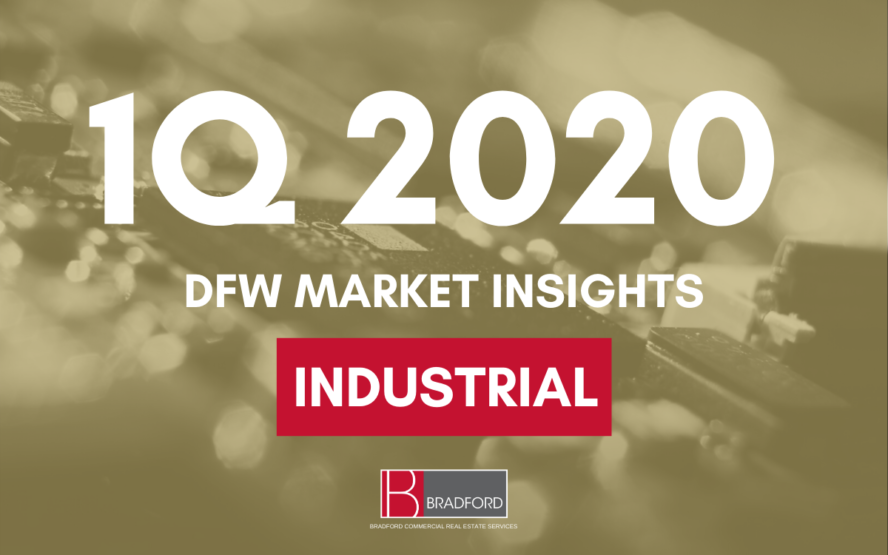 DFW Industrial Market Insights 1Q2020 888x555 1