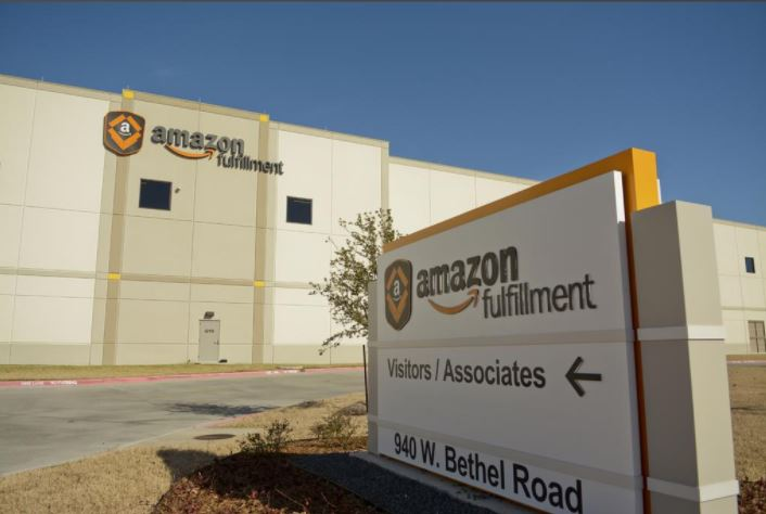 Amazon Distribution Fulfillment Center