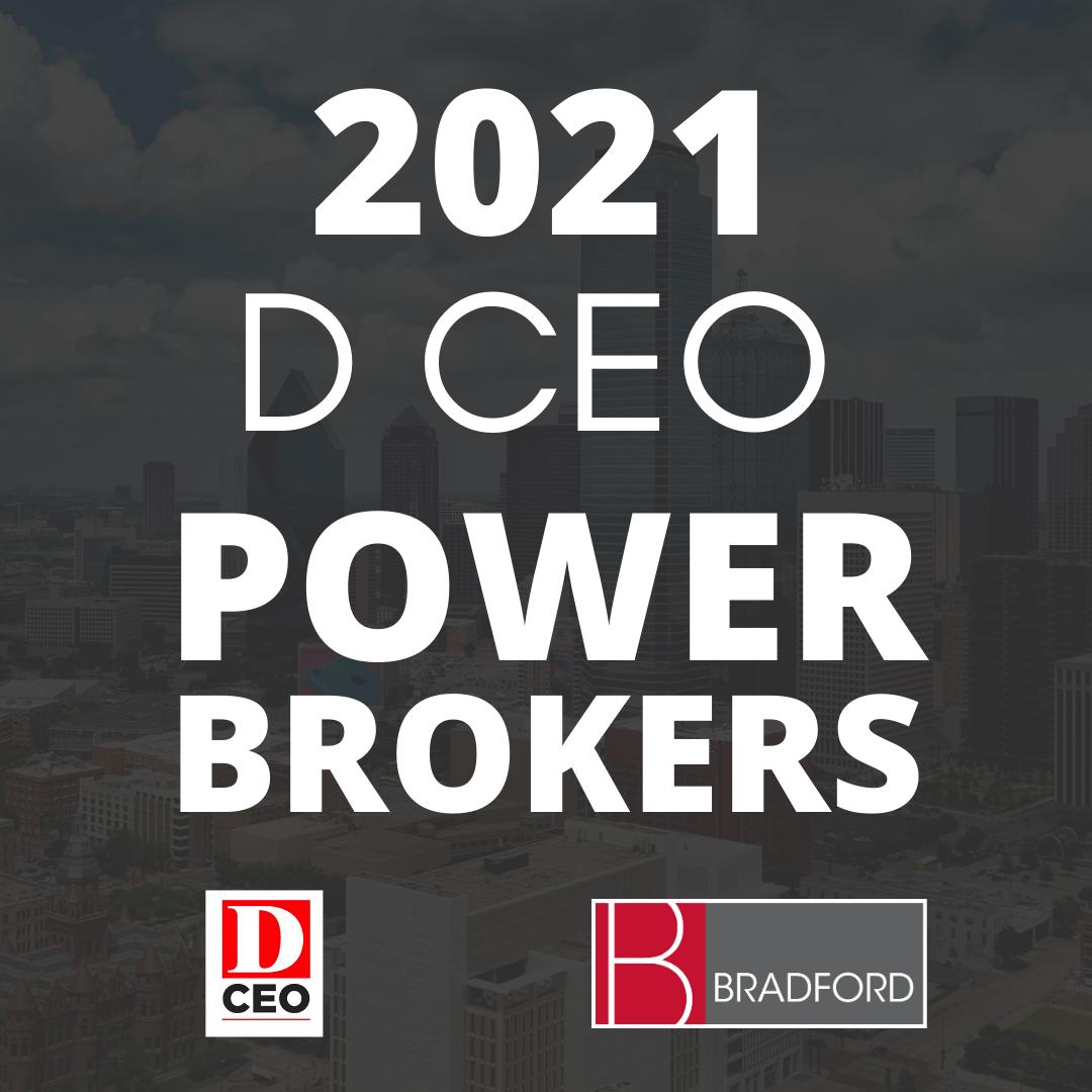 2021 D CEO Power Brokers