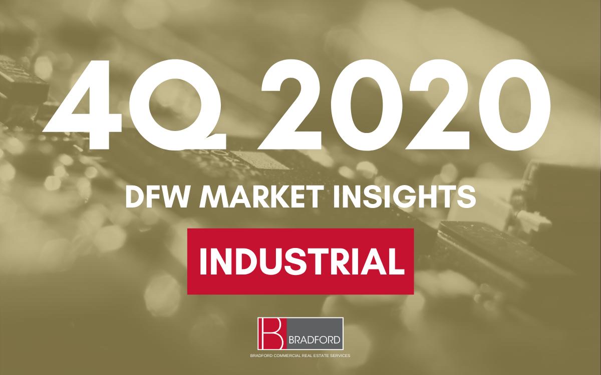 DFW Industrial Market Insights 4Q2020